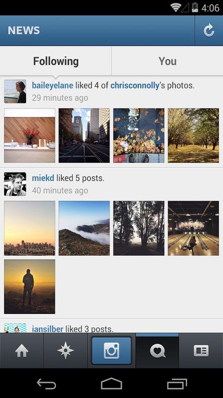 Скачать Instagram для Андроид