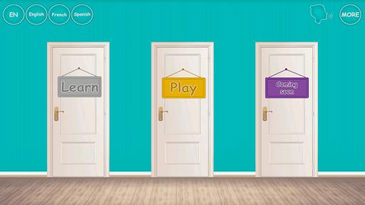Изучаем цвета — игра для детей для Андроид