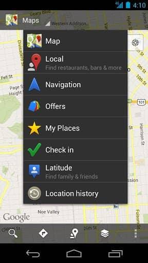 Скачать Карты Google для Андроид