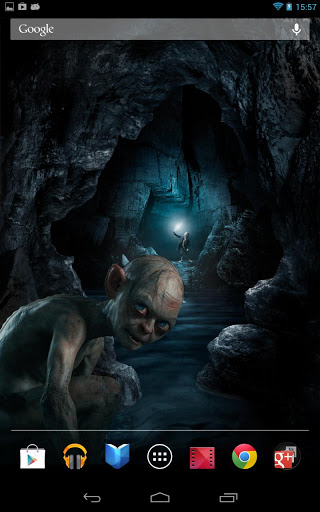Скачать Хоббит: живые обои / The Hobbit Live Wallpaper для Андроид