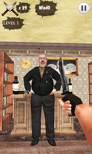 Скачать Knife King2-Shoot Boss 3D для Андроид