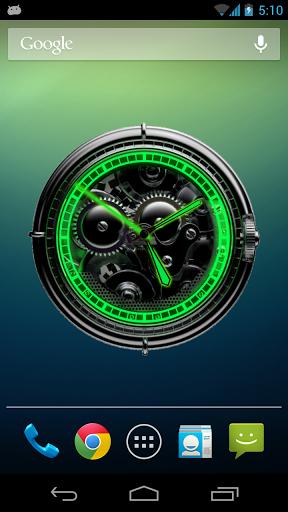 Скачать Коллекция аналоговых часов для Андроид