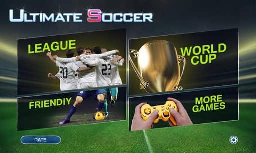 Скачать конечный футбол — Football для Андроид