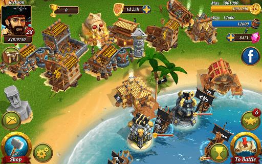 Скачать Корсары: Гроза морей для Андроид