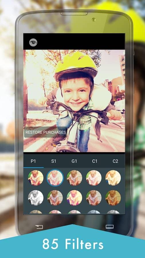 Скачать KVAD Camera для Андроид