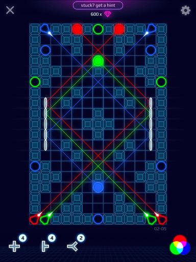 Скачать Laser Dreams для Андроид