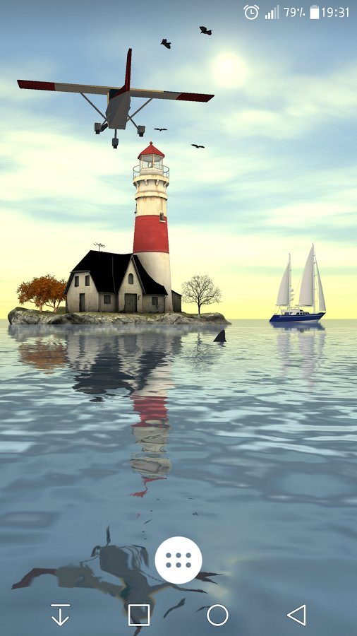 Скачать Lighthouse 3D Pro для Андроид