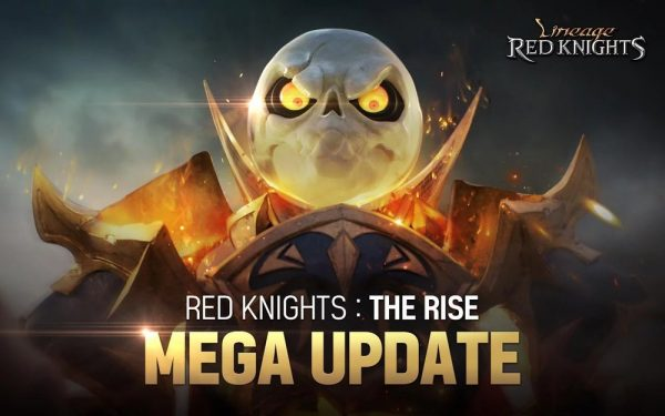 Скачать Lineage Red Knights для Андроид