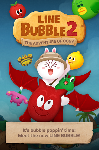 Скачать LINE Bubble 2 для Андроид