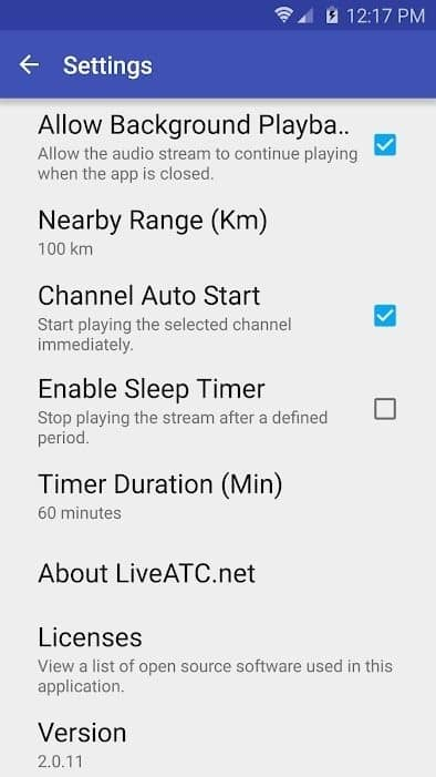 Скачать LiveATC for Android для Андроид