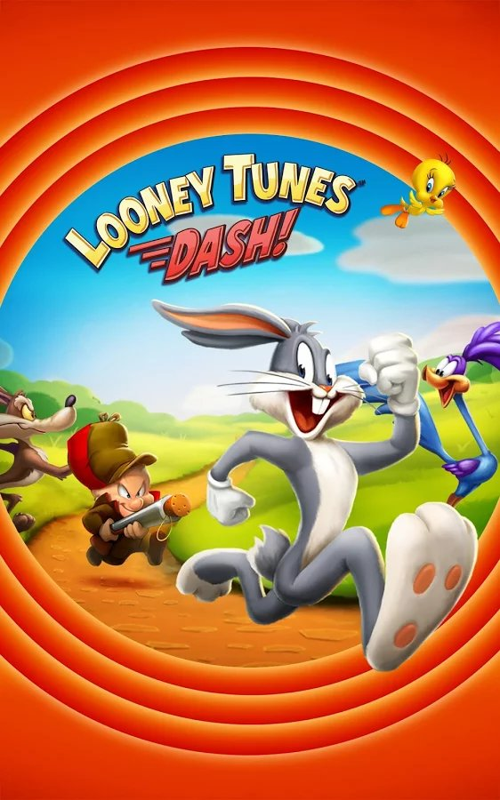 Скачать Looney Tunes Dash для Андроид