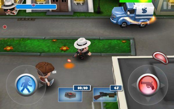 Скачать Mafia Rush для Андроид