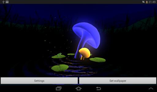 Скачать Magic Mushrooms 3D для Андроид