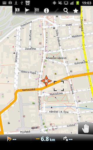 Скачать MapFactor: GPS Navigation для Андроид