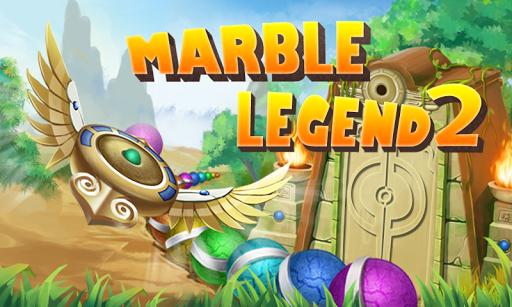Скачать Marble Legend 2 для Андроид