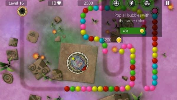 Скачать Marble Power Blast для Андроид