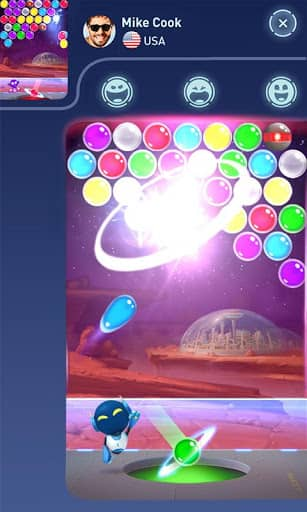 Скачать Mars Pop — Bubble Shooter для Андроид