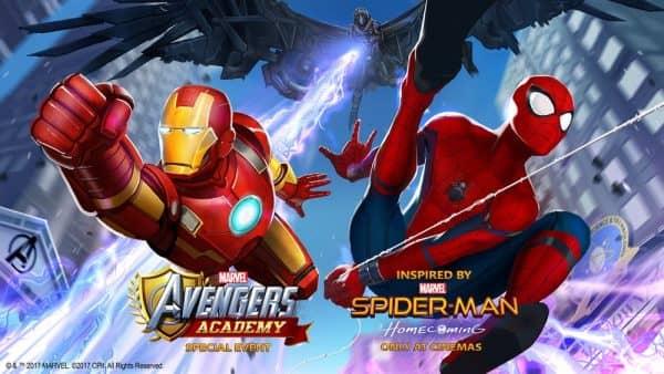 Скачать MARVEL Avengers Academy для Андроид