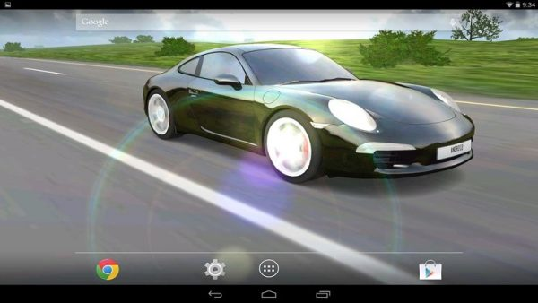 Скачать Машина 3D для Андроид