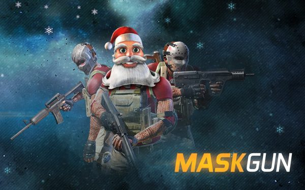 Скачать MaskGun для Андроид