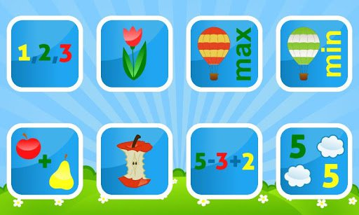 Математика для детей / Kids Numbers and Math Lite для Андроид