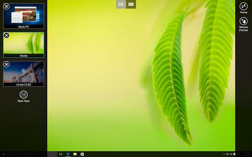 Microsoft Remote Desktop для Андроид
