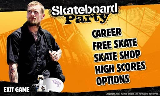 Скачать Mike V: Skateboard Party Lite для Андроид