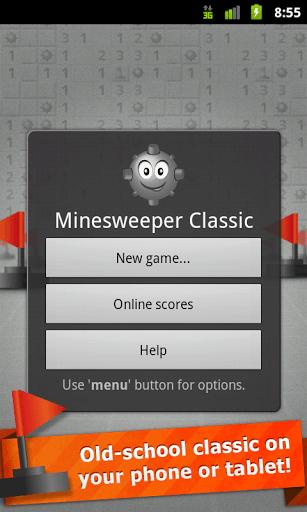Скачать Minesweeper Classic (Сапер) для Андроид