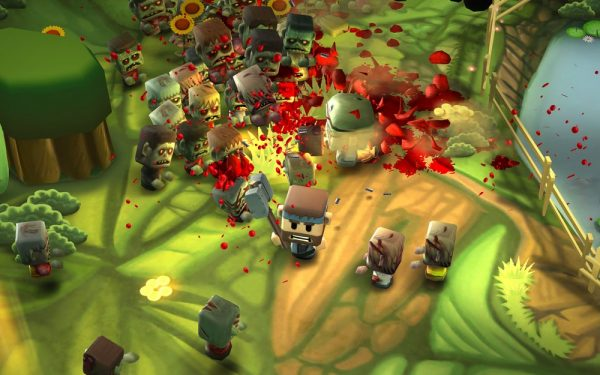 Minigore 2: Zombies для Андроид