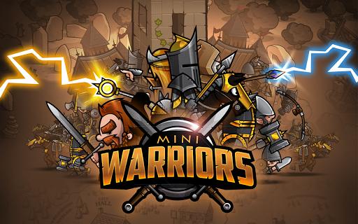 Скачать Мини Воины / Mini Warriors для Андроид