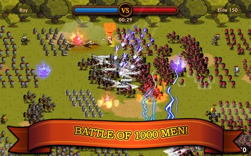 Мини Воины / Mini Warriors для Андроид