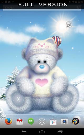 Скачать Мишка Тедди. Рождество Lite для Андроид