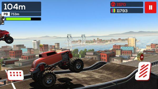 Скачать MMX Hill Climb для Андроид