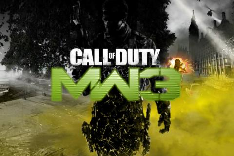 Скачать Modern Warfare 3 стола HD / Modern Warfare 3 Wallpapers HD для Андроид