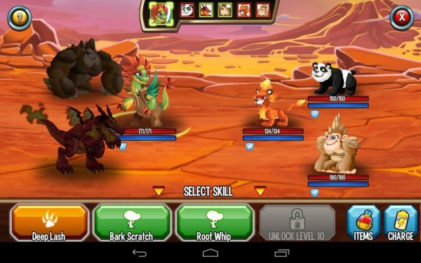 Скачать Monster Legends для Андроид