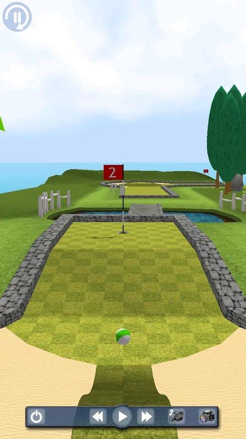 Скачать My Golf 3D для Андроид