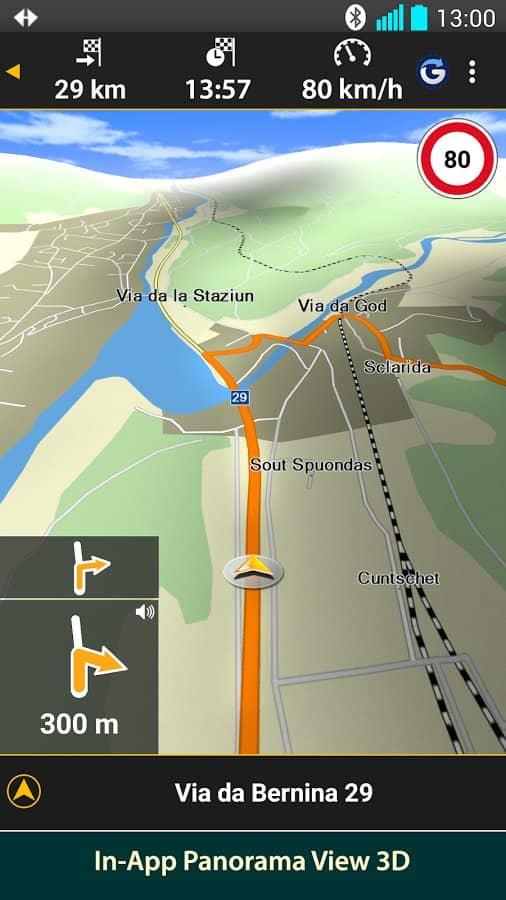 Скачать Navigon Europe для Андроид