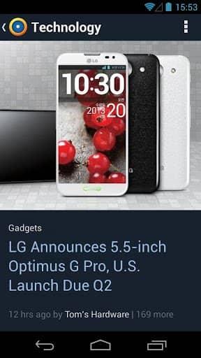 Скачать News360 для Андроид