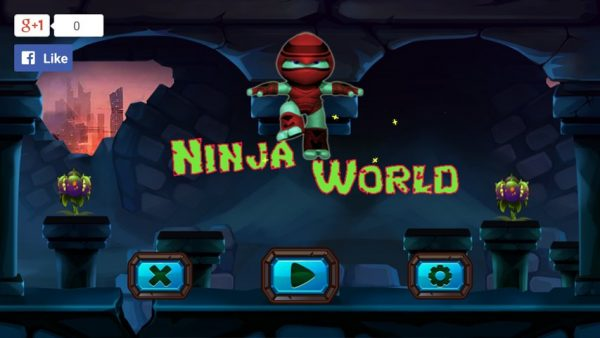 Скачать Ninja World in Turtles для Андроид