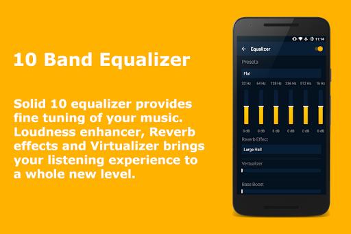 Скачать N Music (Material) для Андроид