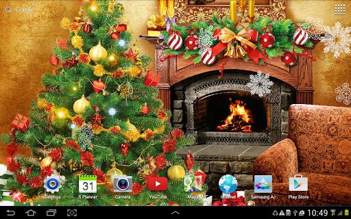 Скачать Новогодние Обои / New Year Wallpapers для Андроид