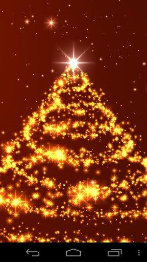 Новогодние живые обои  / 3D Christmas Live Wallpaper Fr для Андроид