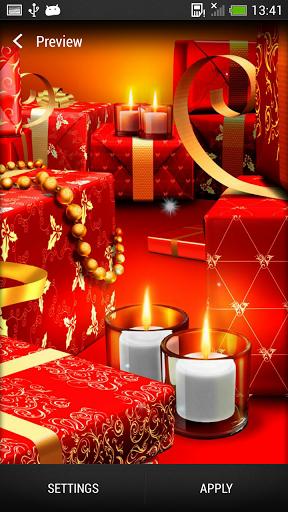 Скачать Новый год Живые Обои для Андроид