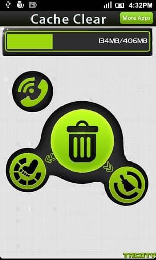 Скачать Очистка кэш / Cache Clear для Андроид