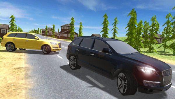 Скачать Offroad Car Q для Андроид