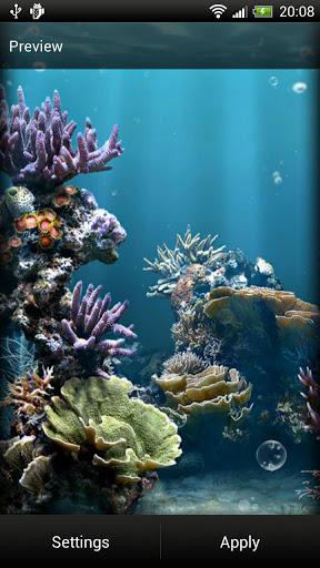 Скачать Океан LWP для Андроид