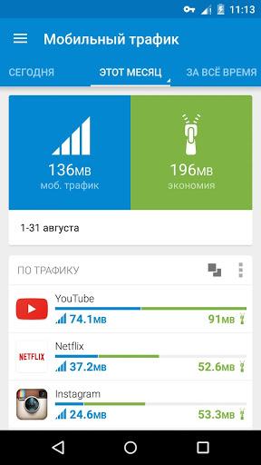 Скачать Opera Max: управление данными для Андроид