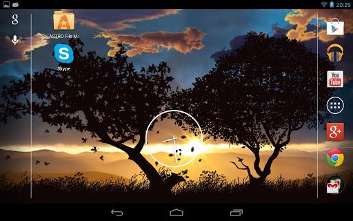 Падающие Листья Живые Обои / Falling Leaves Live Wallpaper для Андроид