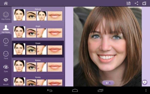Скачать Perfect365: One Tap Makeover для Андроид