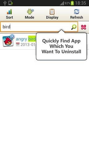 Скачать Perfect Uninstaller для Андроид